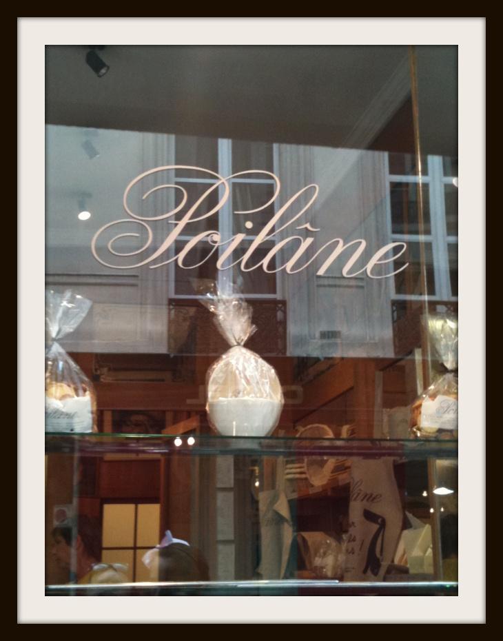 Poilane Signage