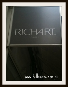Richart Chocolate store entrance