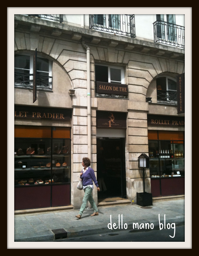 Dello Mano's review of Patisseries in Paris
