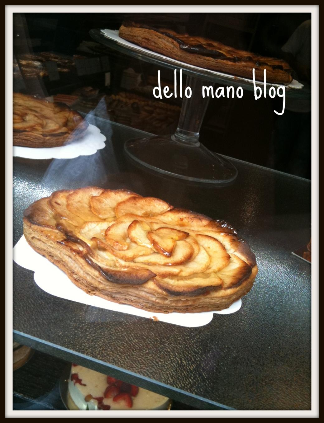 Paris Patisserie fruit tart