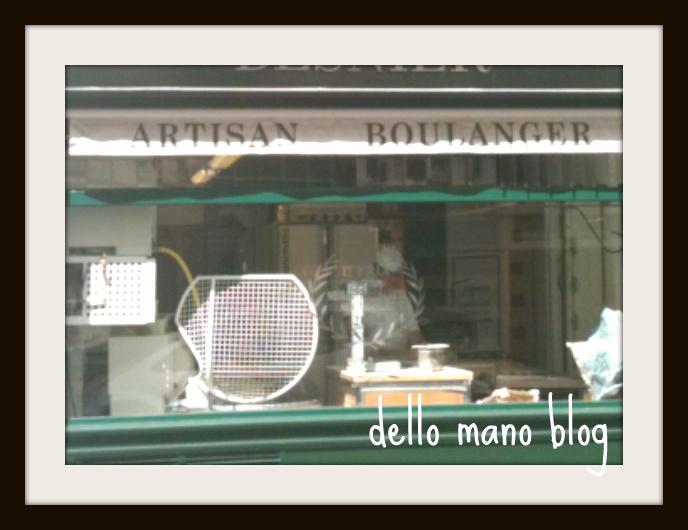 bakers in Paris