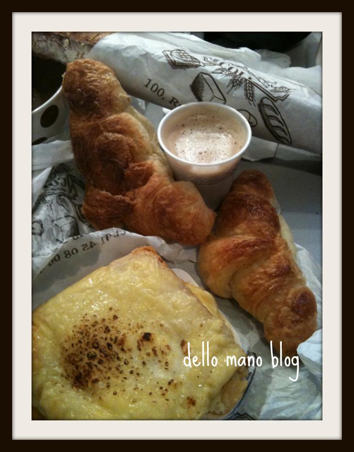 breakfast take away (no chocolate)