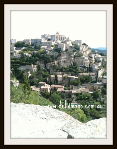 Gordes in the South of France