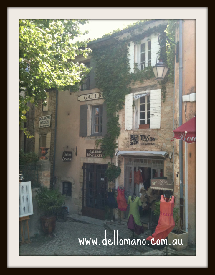 Gordes one of the most beautiful villages of France