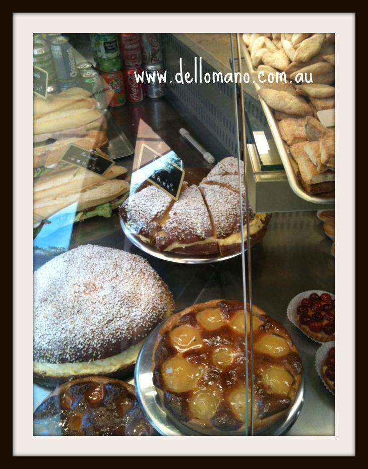 pastry in Gordes