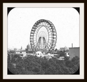 chicago exposition ferris wheel