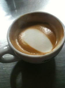 deb's first cup of coffee for teneriffe store