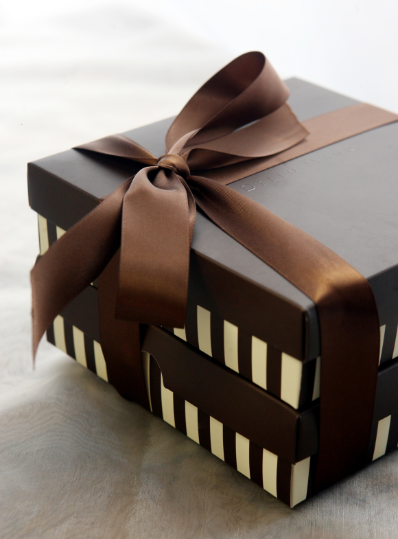 Dello Mano Brownie Gift Box