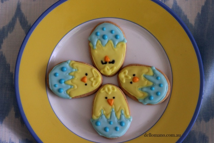 Dello Mano Easter Cookies