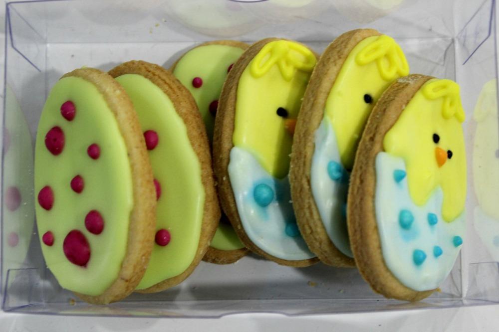 Dello Mano Easter Cookies