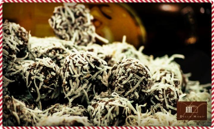 Dello Mano handmade Rum Balls
