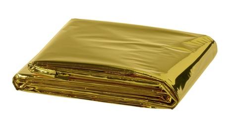 gold foil folded