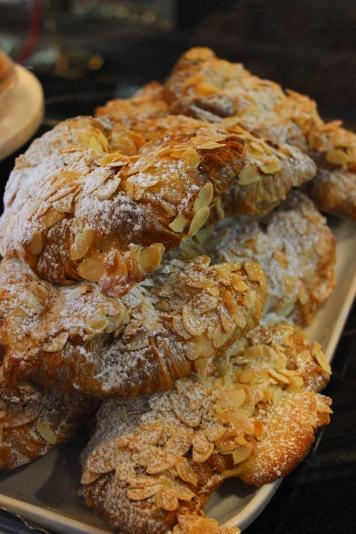 Almond Croissants - Dello Mano