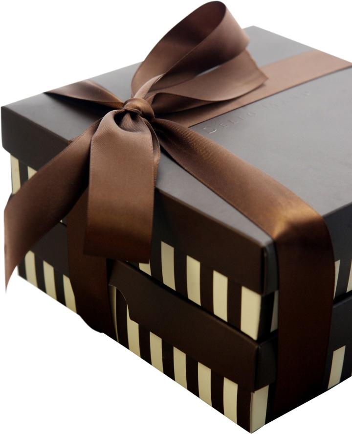 Dello Mano Brownie Gift Boxes