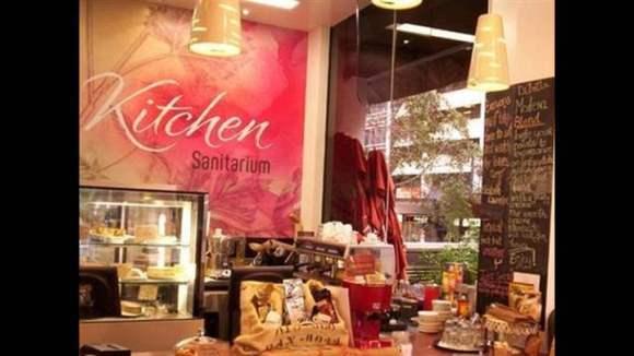 Kitchen Sanitarium 23249